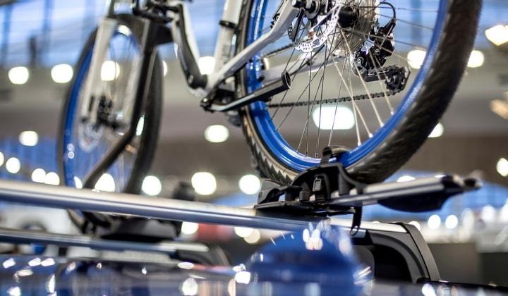 transportera cykel utan dragkrok