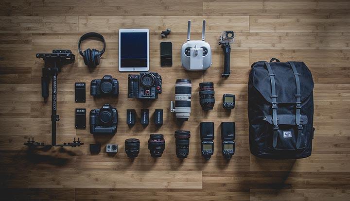 Bästa kameraväskan 2020 – Skydda din kamera med stil och